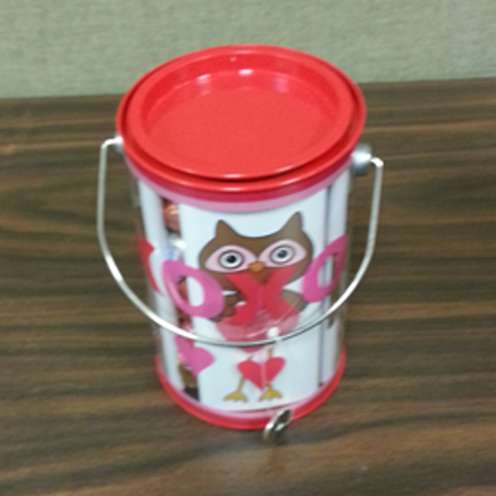 Owl Gift in a Can